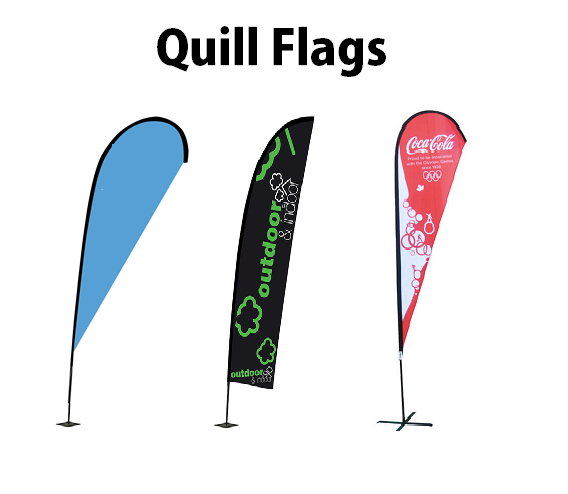 Quill Flags