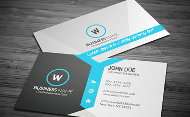 business cards - Same Day Business Cards