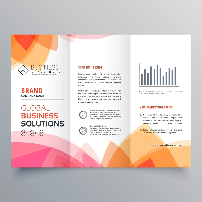 Brochures Printing From £25 in UK | Brochure Printing Services London