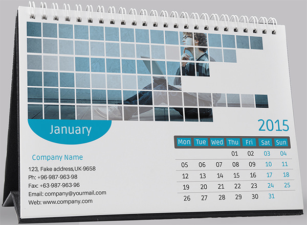 Corporate Calendars : Benefits of corporate calendars for brand promotion